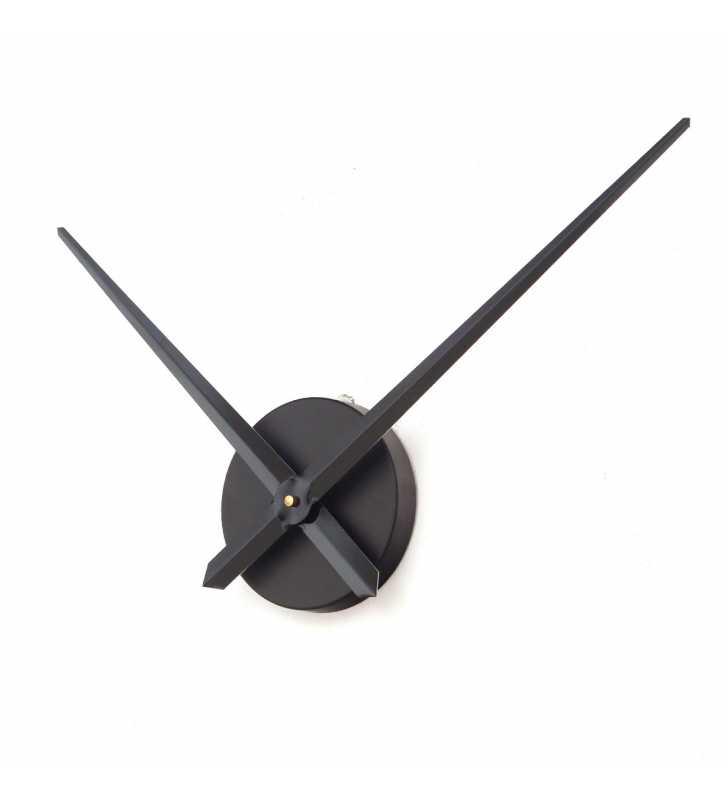 Nowoczesny zegar ścienny naklejany na ścianę DIY XXL od 70-130 cm 12S003