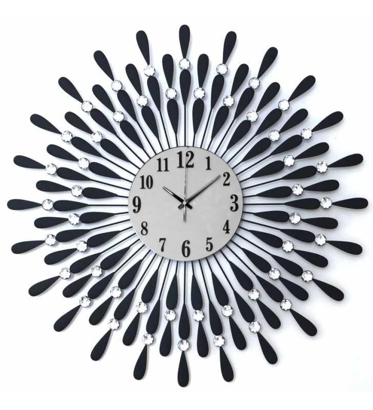 Zegar ścienny Crystal - DIamond - Nowoczesny zegar ścienny Nextgeneration DIAMOND 1245