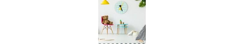 Zegary do pokoju dziecięcego - jaki zegar wybrać